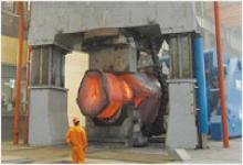 世界最大自由锻造油压机研制成功